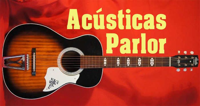 Las guitarras vintage de Gary
