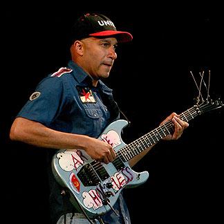 machine guitarist