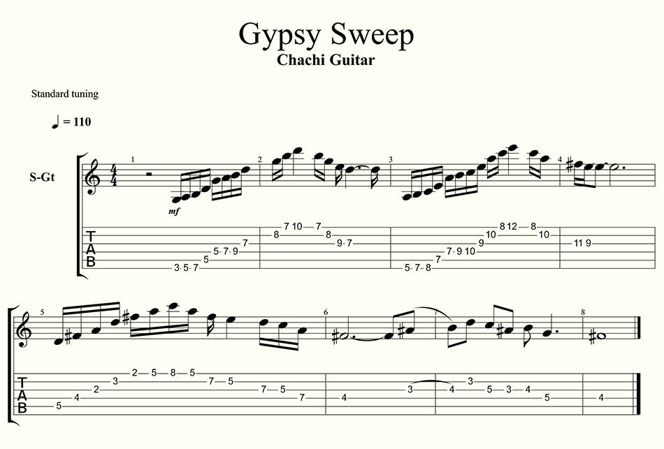 gypsysweep