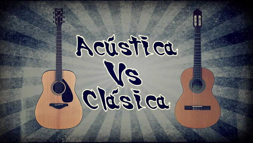 acusticavsclasica